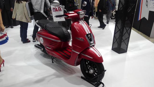 画像6: ジャンゴの120周年記念モデルが東京モーターサイクルショーに登場!