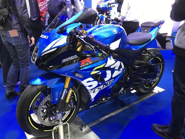 画像1: MotoGPカラーが映える!