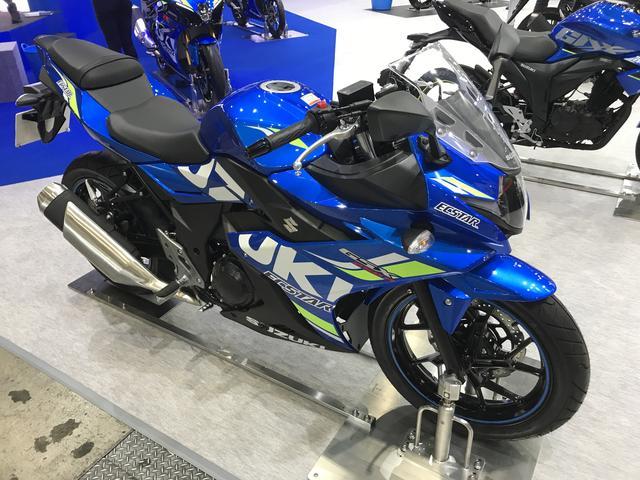 画像3: MotoGPカラーが映える!