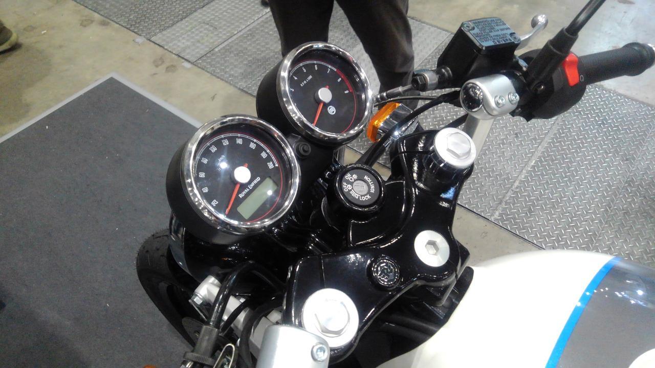 画像6: CONTINENTAL GT 650 です!!