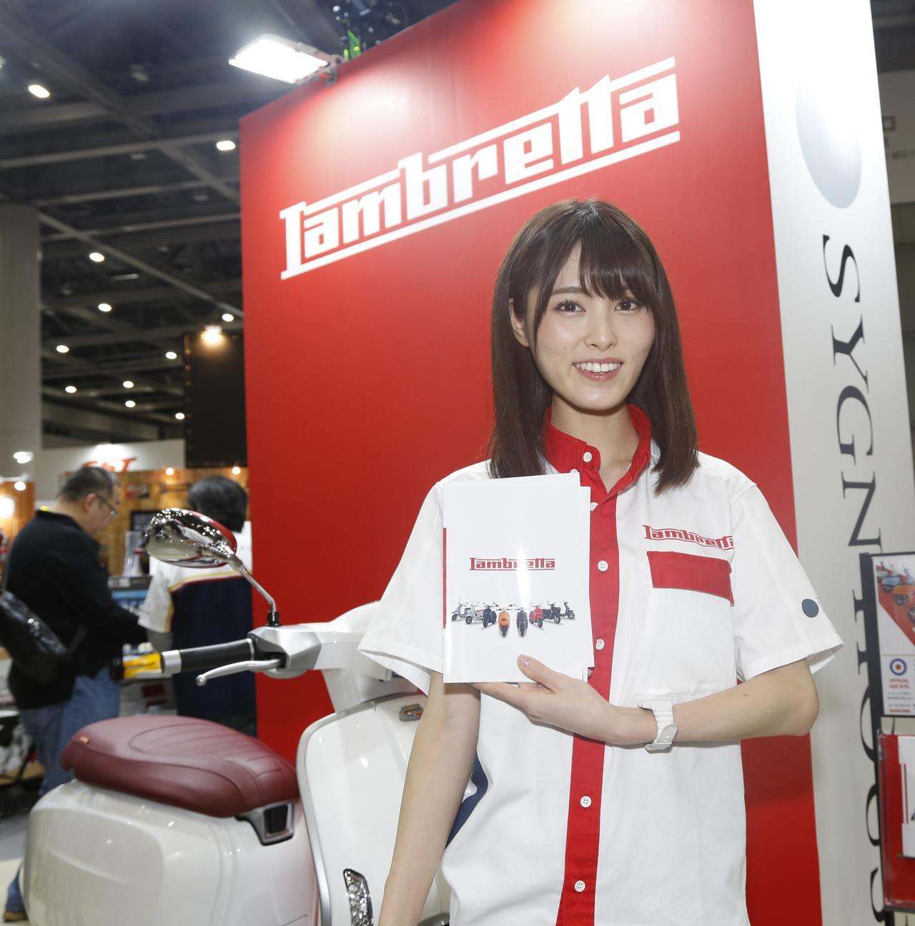 Images : 7番目の画像 - TMCS2019 美女コンパニオン図鑑! - webオートバイ