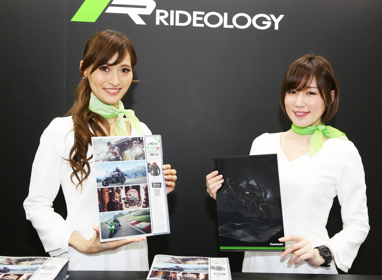 Images : 10番目の画像 - TMCS2019 美女コンパニオン図鑑! - webオートバイ
