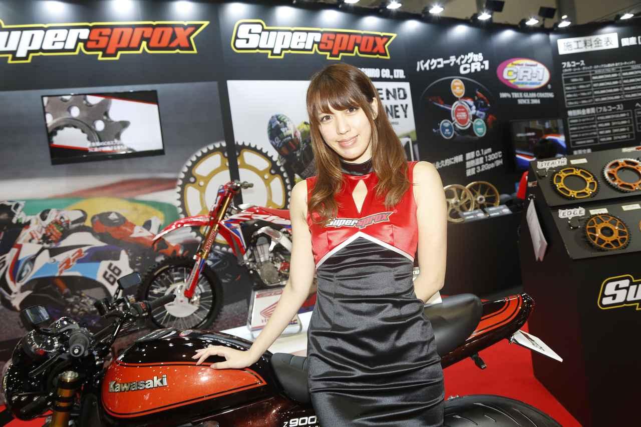 Images : 9番目の画像 - TMCS2019 美女コンパニオン図鑑! - webオートバイ