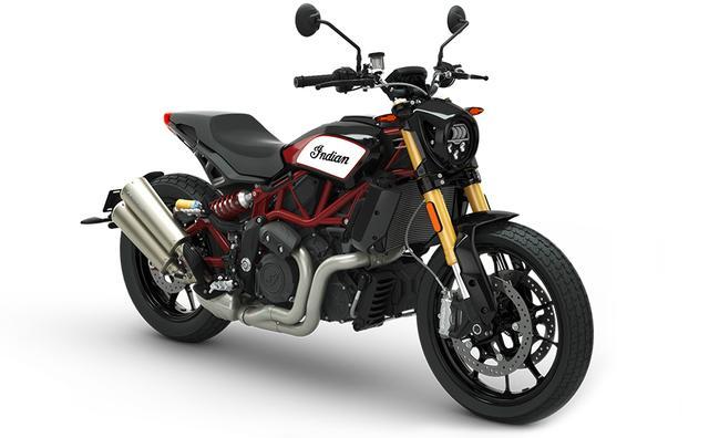 画像: FTR1200S - Indian Motorcycle インディアン モーターサイクル
