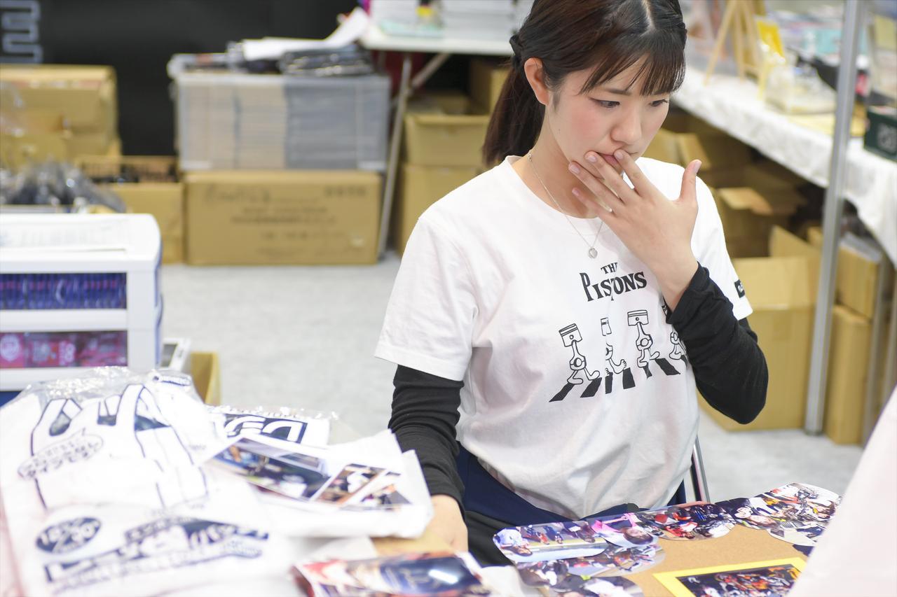Images : 13番目の画像 - つづきは、こちらでどうぞ! オートバイ女子部の東京モーターサイクルショー2019 - webオートバイ