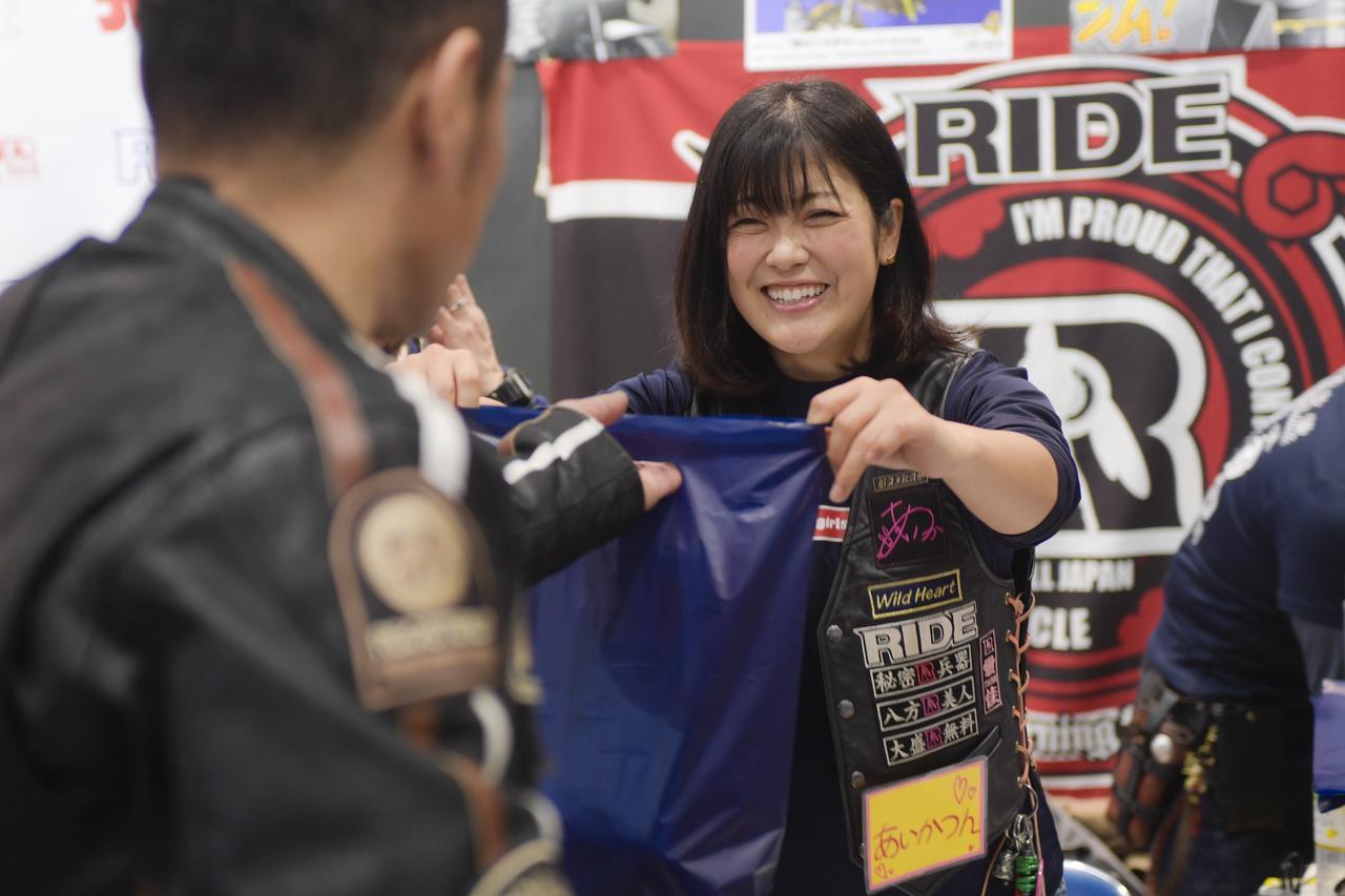 Images : 27番目の画像 - つづきは、こちらでどうぞ! オートバイ女子部の東京モーターサイクルショー2019 - webオートバイ