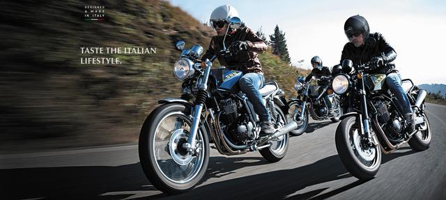 画像: SWM Motorcycles JAPAN