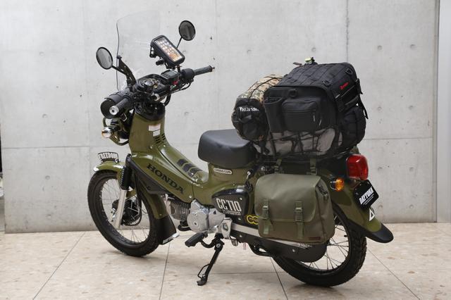 画像2: こんなバイクで旅に出たい! 東京モーターサイクルショー2019で見つけた「ツーリングカスタム」車 5選!!