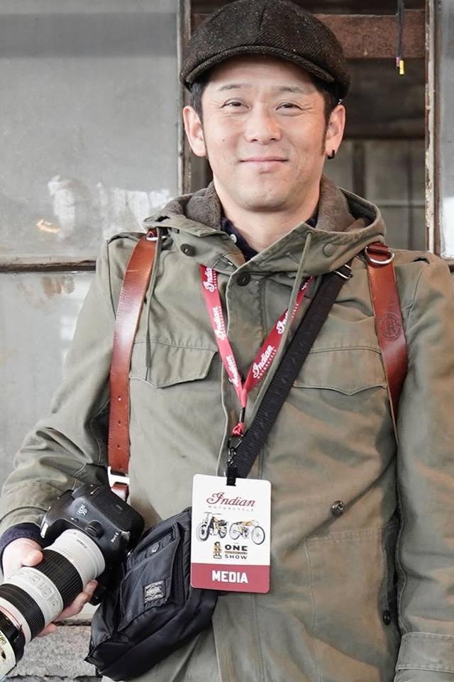 画像: モーターサイクルジャーナリスト 河野正士 氏