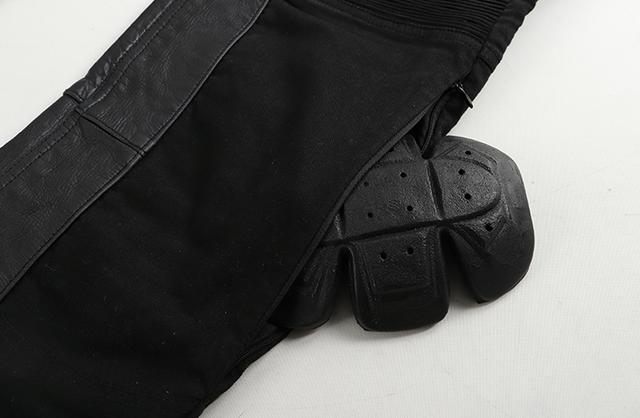 画像2: メンズコットンパンツ/ MEN'S COTTON PANTS(ブラック) [DP-31]