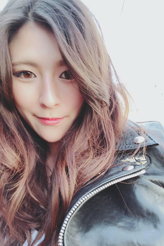 画像: モデル・女優 采女華 氏
