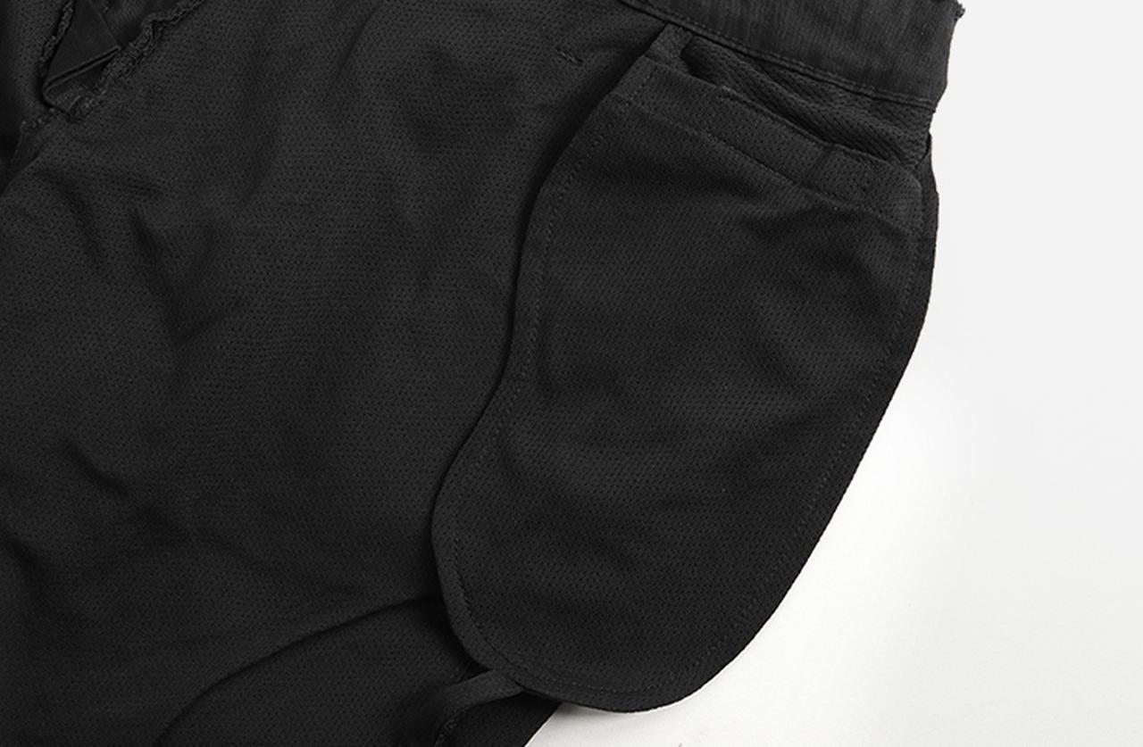 画像5: メンズコットンパンツ/ MEN'S COTTON PANTS(ブラック) [DP-31]