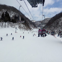 画像: 奥伊吹スキー場
