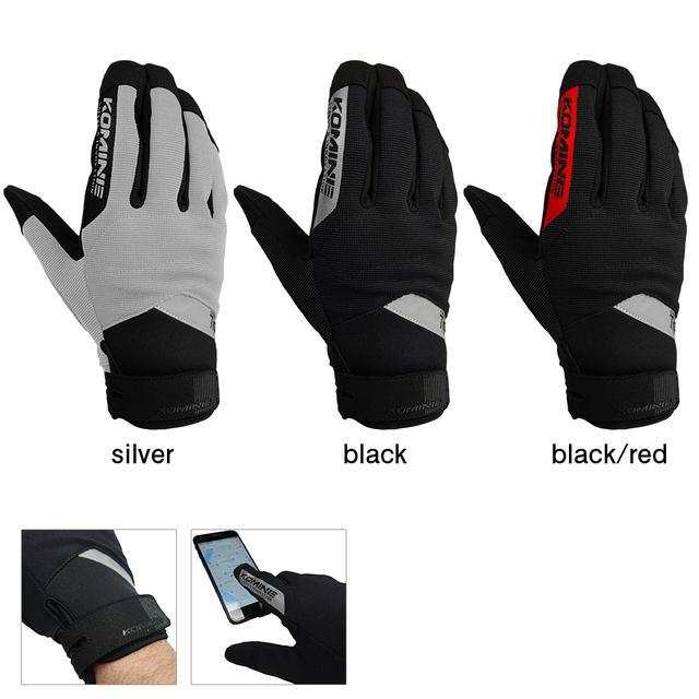 画像: GK-232 CE Stretch Mesh Gloves