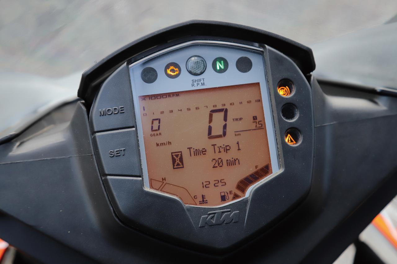 Images : 7番目の画像 - KTM RC125の細部を見てみよう! - webオートバイ