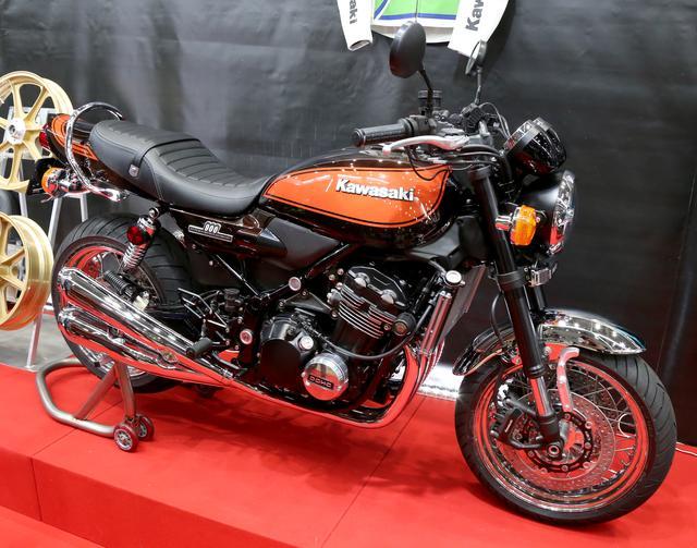 画像: で、こちらがドレミコレクションの「カワサキZ900RS 〈Z1 Style〉」です!