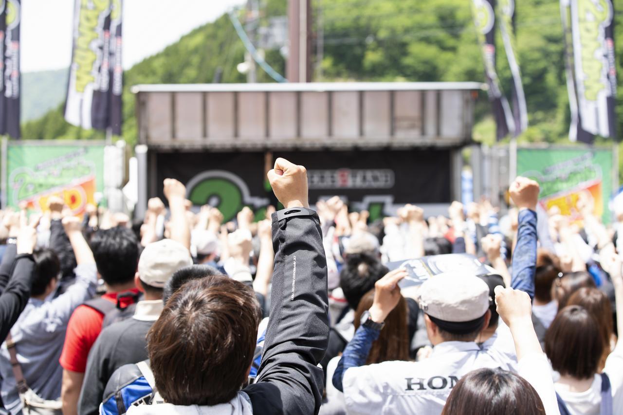 画像4: 数千人が集結する特大イベント!