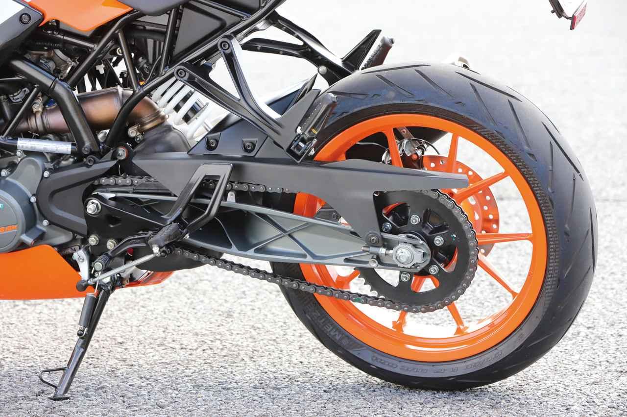 Images : 2番目の画像 - KTM RC125の細部を見てみよう! - webオートバイ
