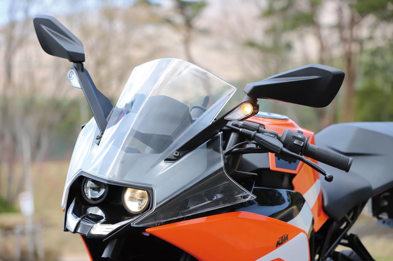 Images : 6番目の画像 - KTM RC125の細部を見てみよう! - webオートバイ