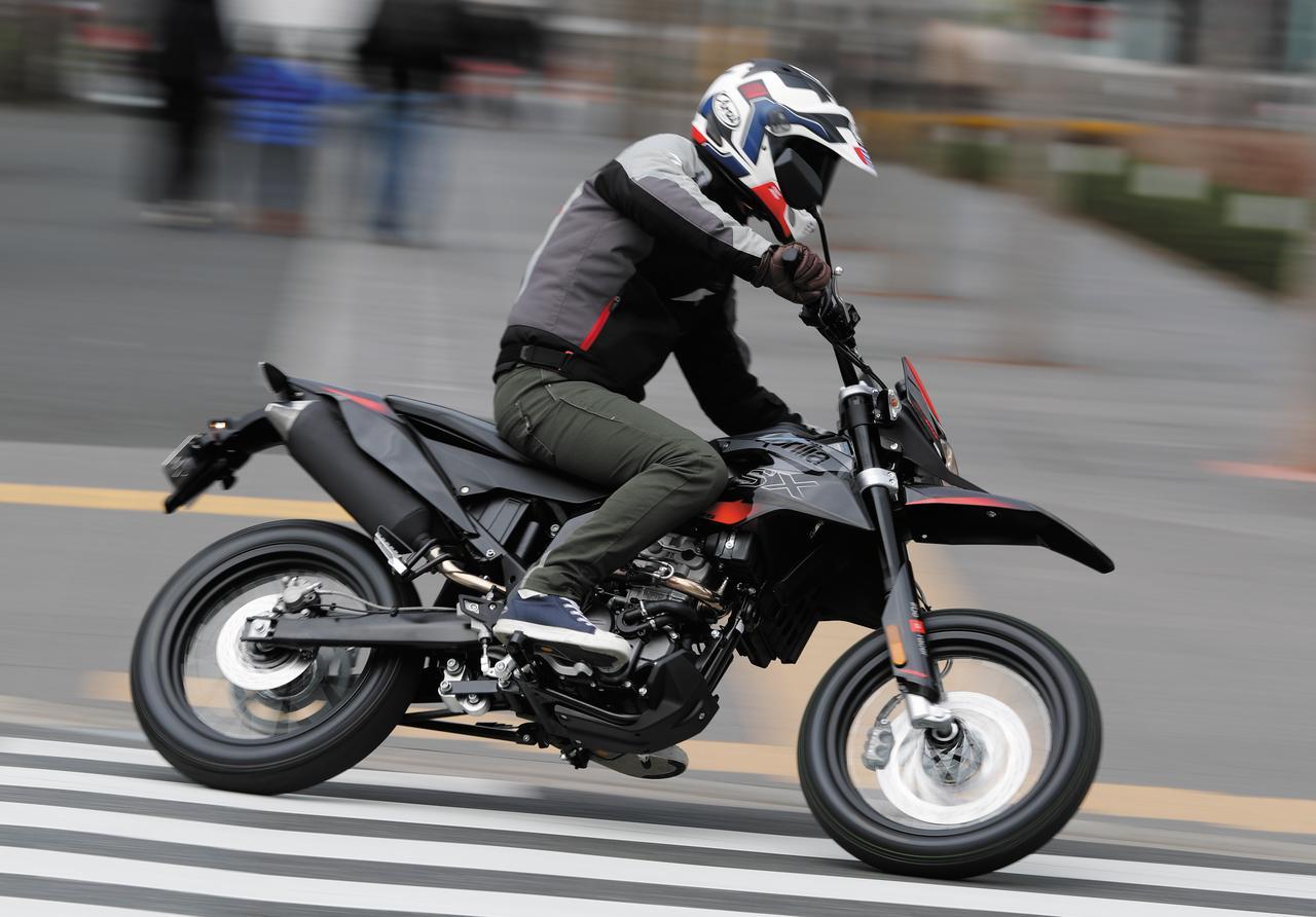 画像5: クラスを超えた本格メカニズムでストリートが楽しくなる快速スポーツ!