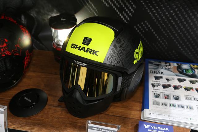 画像2: フランスブランドのSHARK、その人気モデル「DRAK」をご存知ですか?