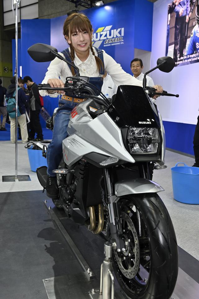 画像1: 大阪モーターサイクルショー