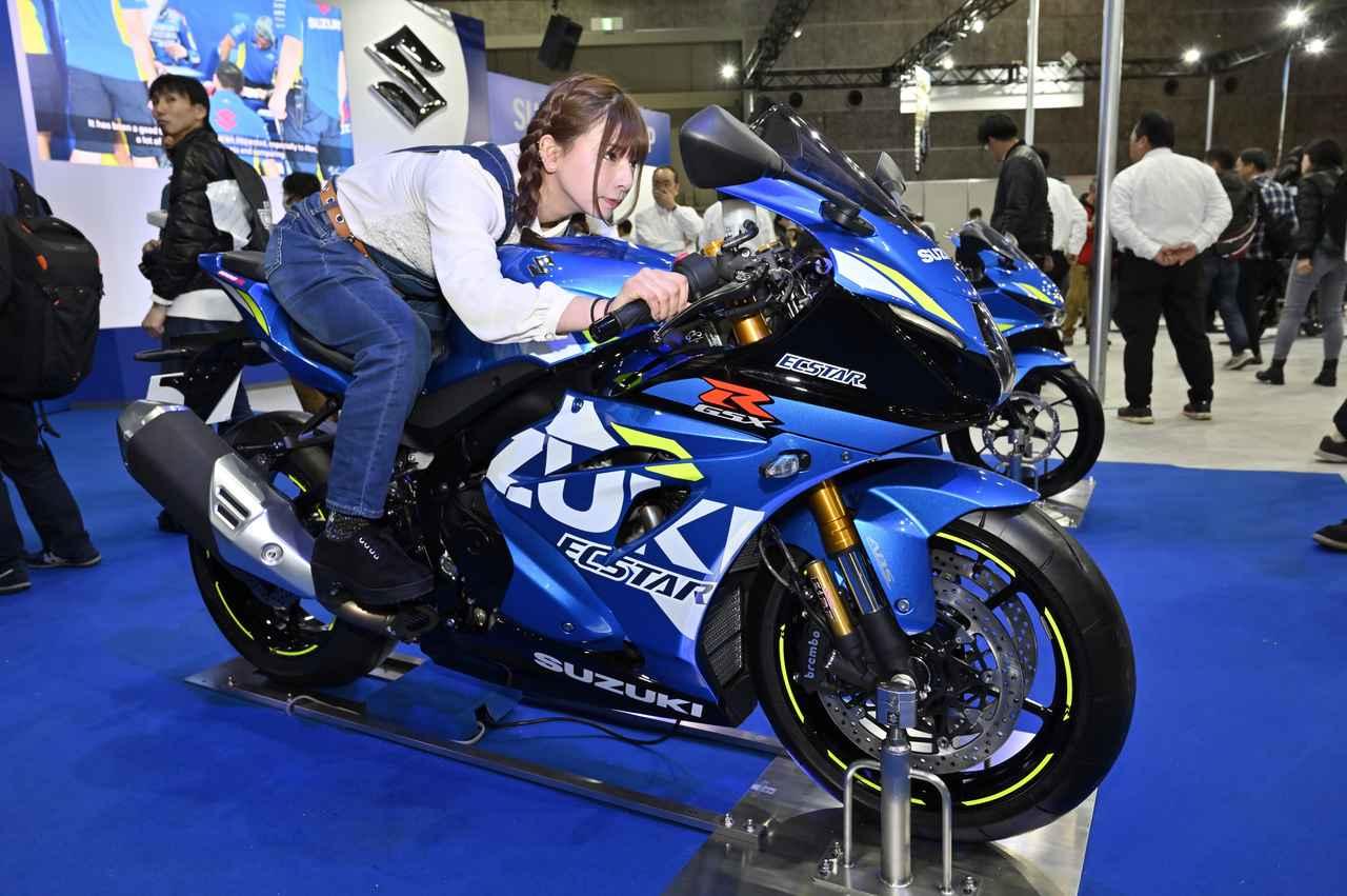 画像3: 大阪モーターサイクルショー