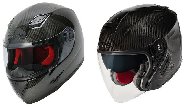 画像: 一例として、フルフェイスヘルメット「A-FORCE」は税別33,000円、ジェット型の「A-FORCE RS JET」は税別38,000円です。