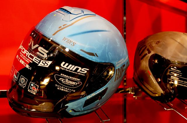 画像4: 日本ブランドの「WINS」からツーリングで便利そうなジェットヘルメットが登場