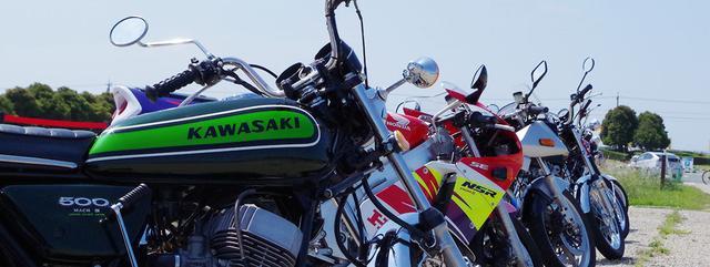 画像: 伝説の名車に乗れる!バイク王絶版車総選挙(入力) | バイク王