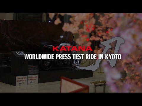 画像: KATANA Worldwide Press Launch | Highlights - Short Version youtu.be