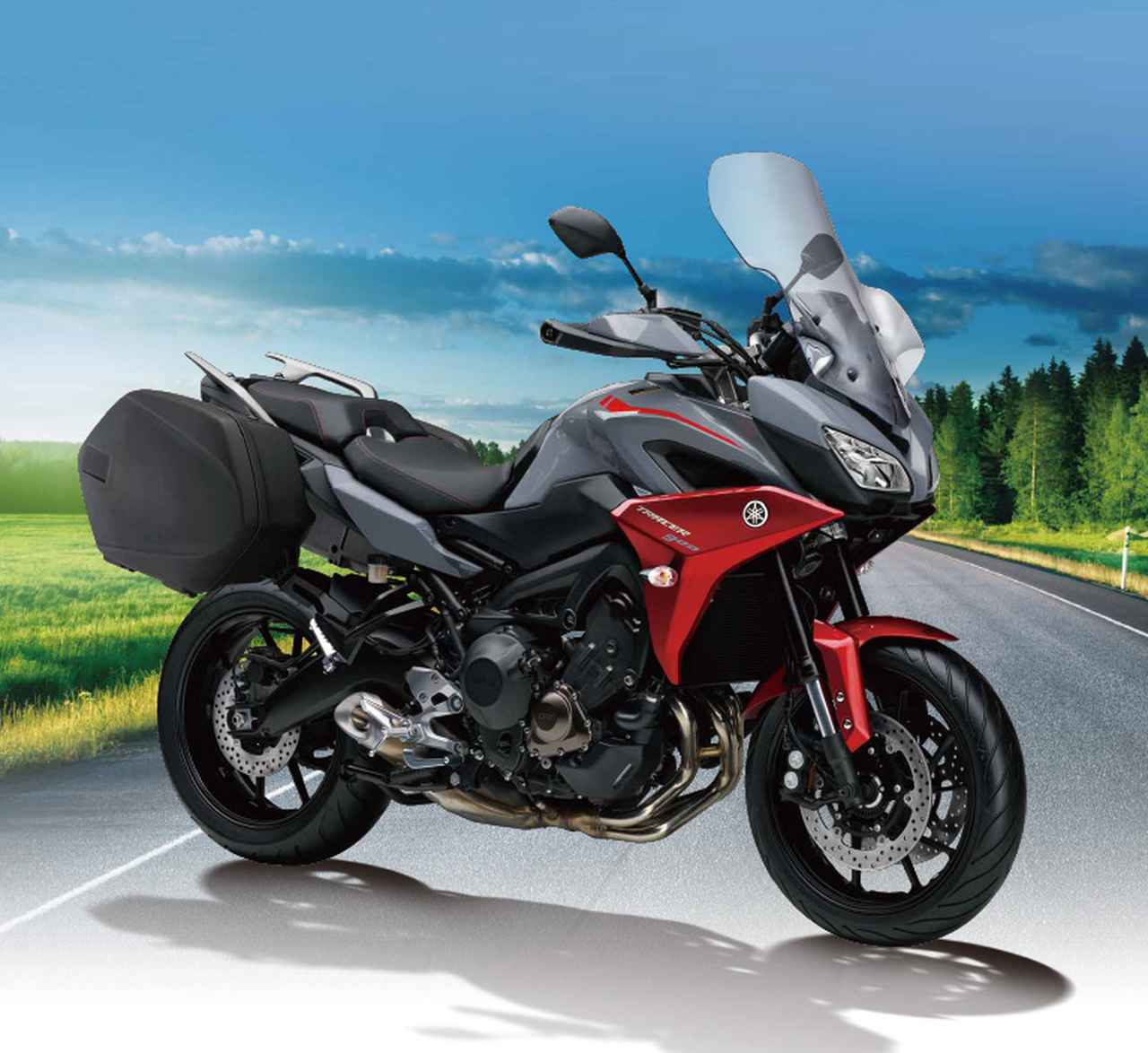 画像: TRACER900ツーリングサポートキャンペーン - バイク スクーター   ヤマハ発動機株式会社