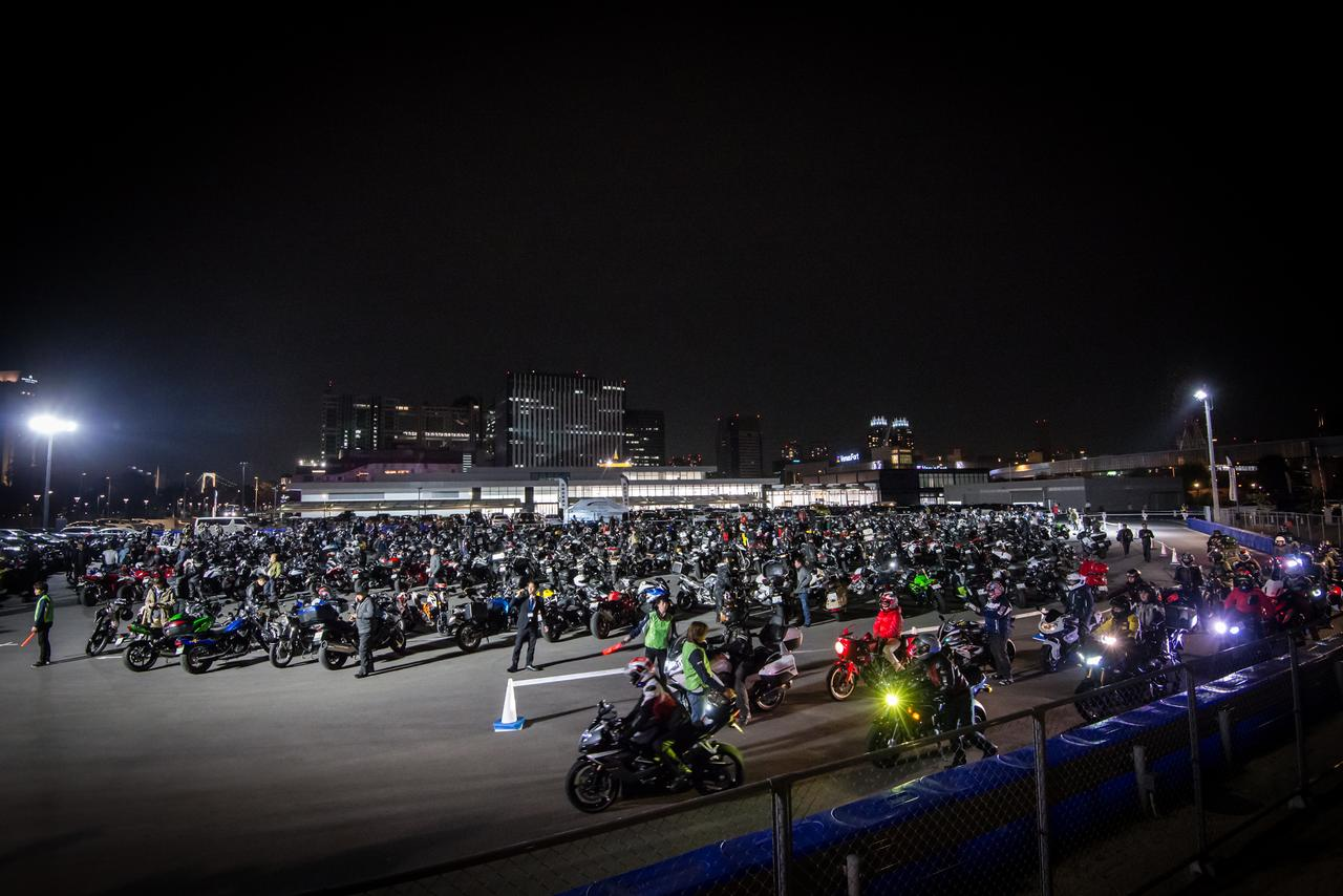 画像: BMW Motorradオーナーに限らず、全てのライダーが参加可能!