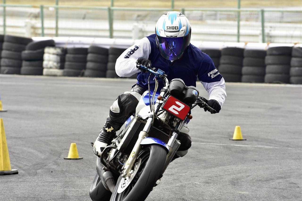 画像: 【オートバイ杯ジムカーナ】春到来! でも路面は冷たいウエット…大荒れの2019年開幕戦 - webオートバイ