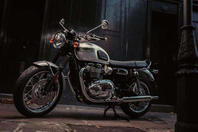 画像: BONNEVILLE T120 DIAMOND EDITION