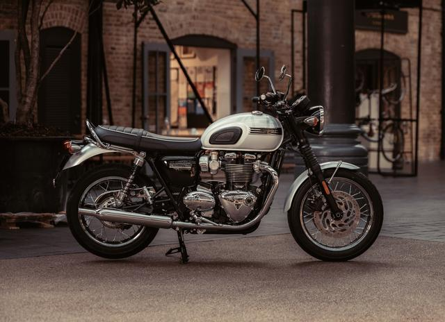 画像: BONNEVILLE T120 DIAMOND EDITION/税込156万7,500円