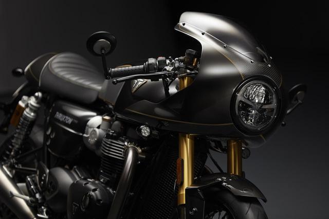 画像: トライアンフが新たなプレミアム限定仕様車の展開を発表! 性能品質ともに最高峰のファクトリーカスタム - webオートバイ
