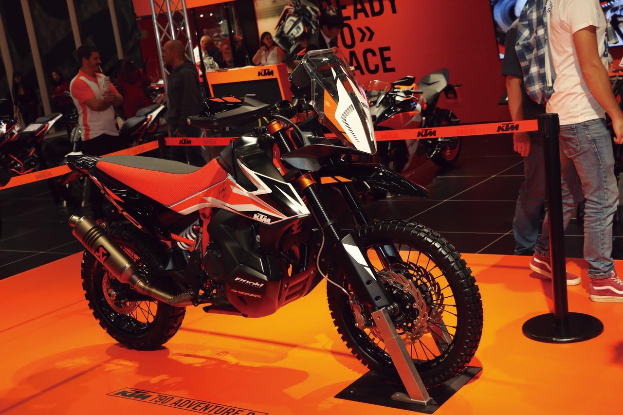 Images : 1番目の画像 - 「低中速を重視した新型アドベンチャー『KTM 790 Adventure R』」のアルバム - webオートバイ