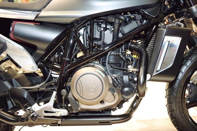 画像2: 人気のスヴァルトピレンの639ccエンジンバージョン