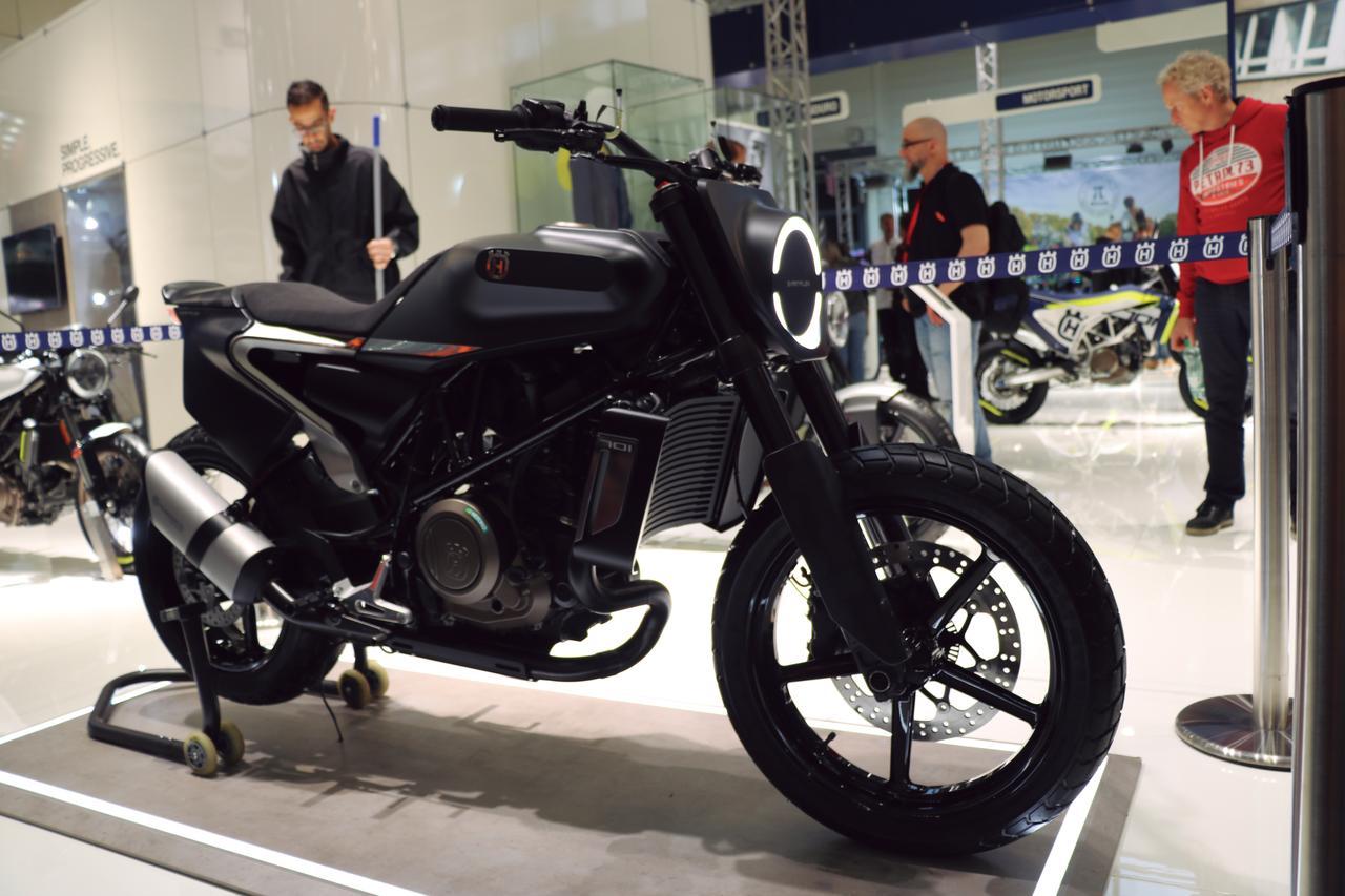 Images : 1番目の画像 - 「オフロードテイストを取り入れたコンセプトモデルが登場『HUSQVARNA SVARTPILEN701』」のアルバム - webオートバイ