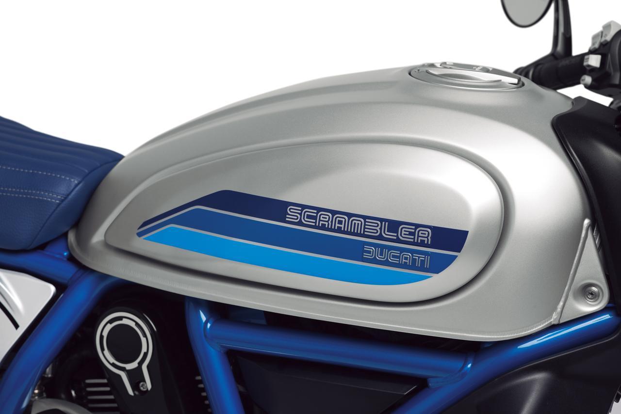 Images : 10番目の画像 - 「往年のレーシングカラーをまとい熟成の進化『DUCATI SCRAMBLER CAFE RACER』」のアルバム - webオートバイ