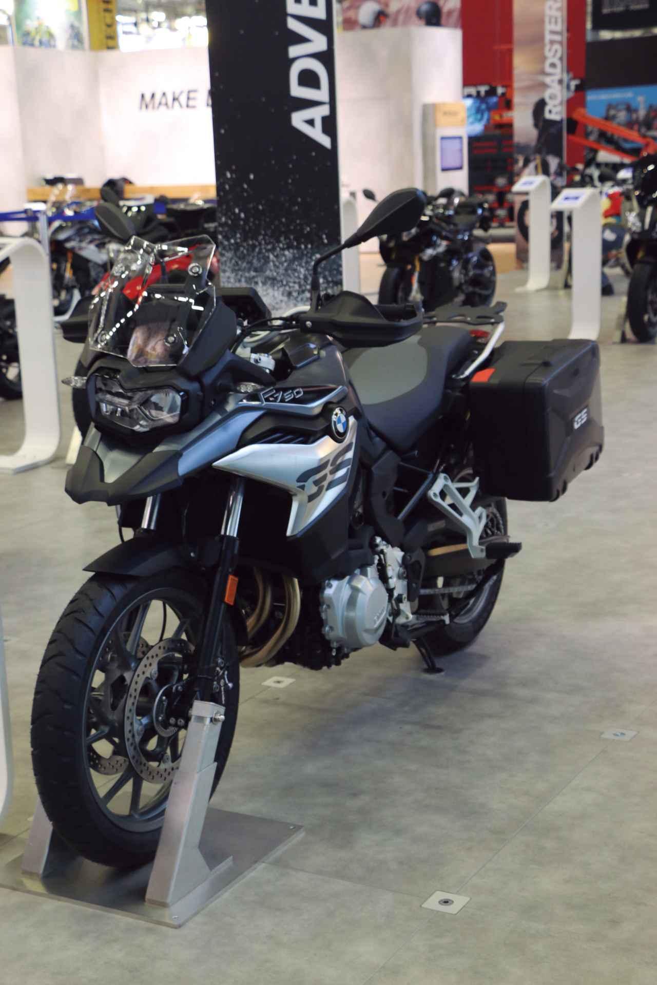 Images : 3番目の画像 - 「オールラウンドなミドルGS、新世代モデルに進化! 『BMW F750GS』」のアルバム - webオートバイ