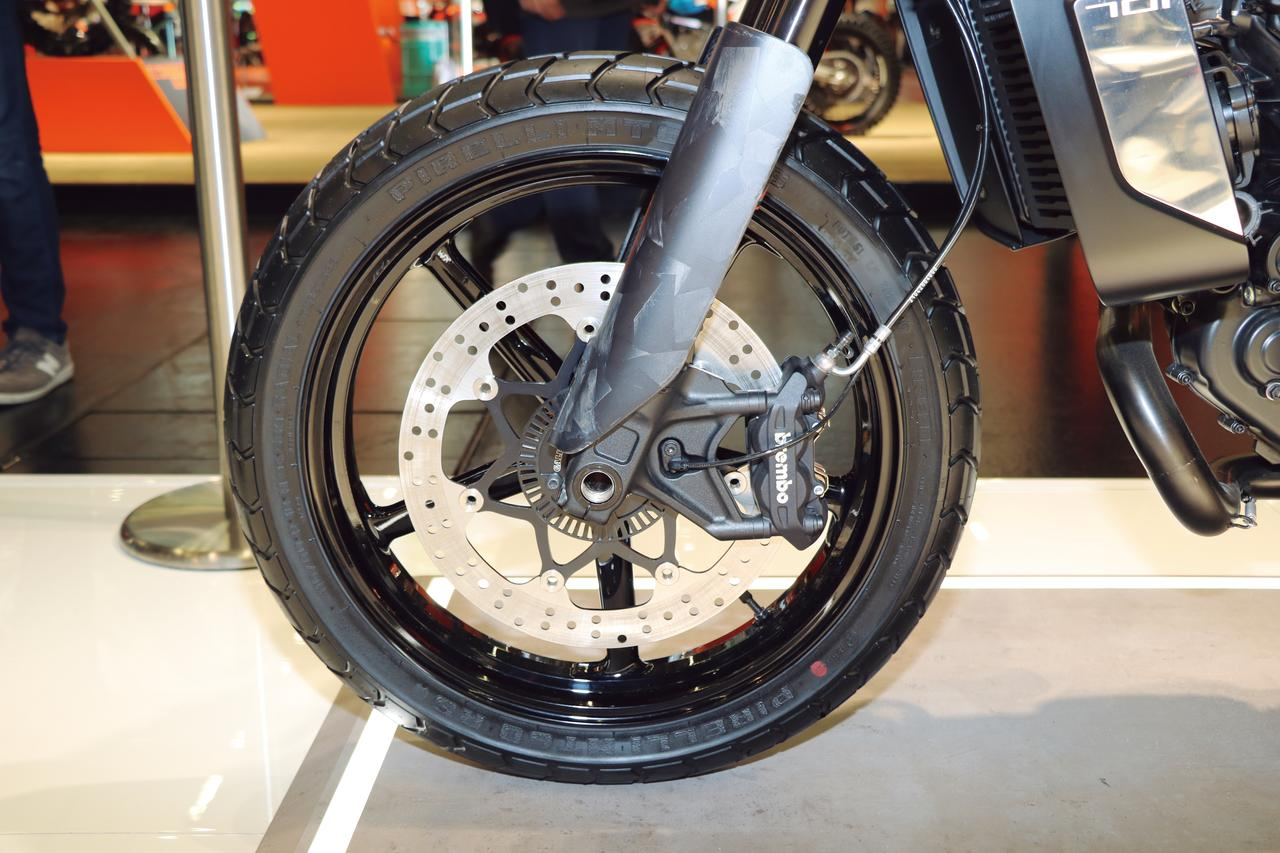 Images : 5番目の画像 - 「オフロードテイストを取り入れたコンセプトモデルが登場『HUSQVARNA SVARTPILEN701』」のアルバム - webオートバイ