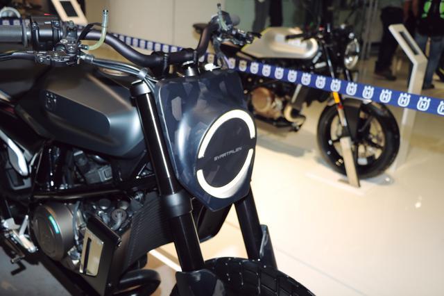 画像1: 人気のスヴァルトピレンの639ccエンジンバージョン