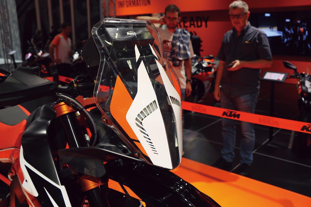Images : 5番目の画像 - 「低中速を重視した新型アドベンチャー『KTM 790 Adventure R』」のアルバム - webオートバイ
