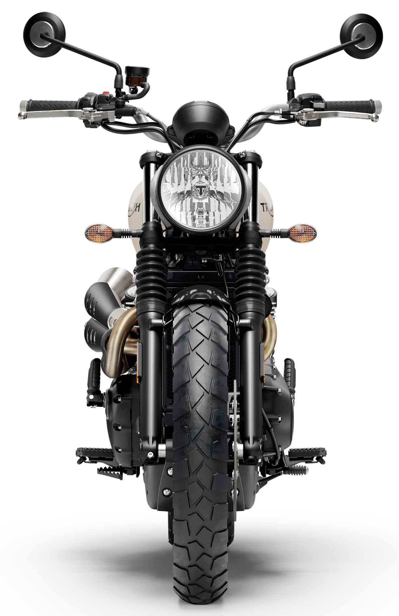 Images : 4番目の画像 - 「古典的で新しい?? 力強さを増して登場『TRIUMPH STREET SCRAMBLER』!」のアルバム - LAWRENCE - Motorcycle x Cars + α = Your Life.