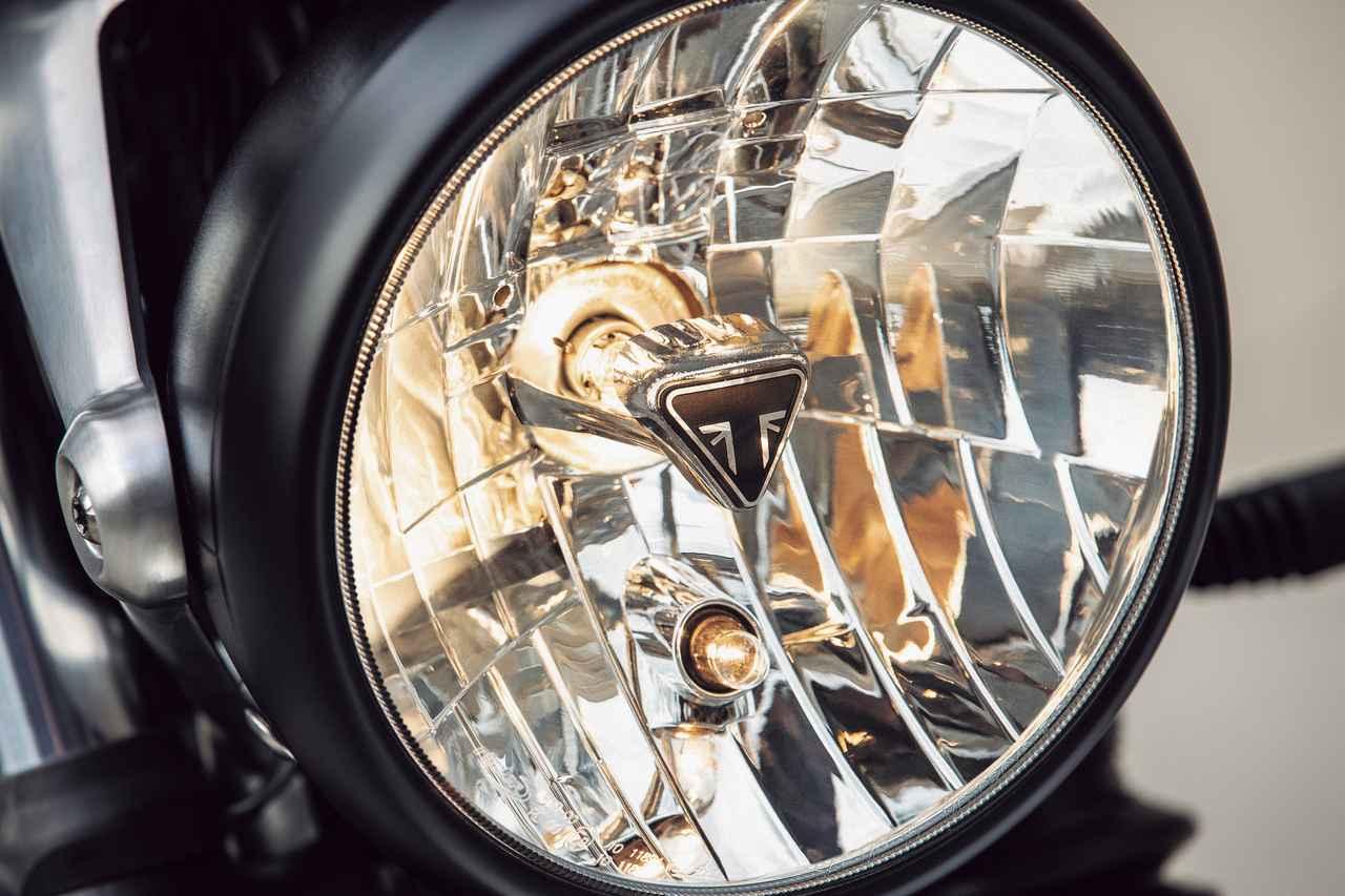 Images : 7番目の画像 - 「デビュー直後から世界中で大ヒットした『TRIUMPH STREET TWIN』がモデルチェンジ!」のアルバム - webオートバイ