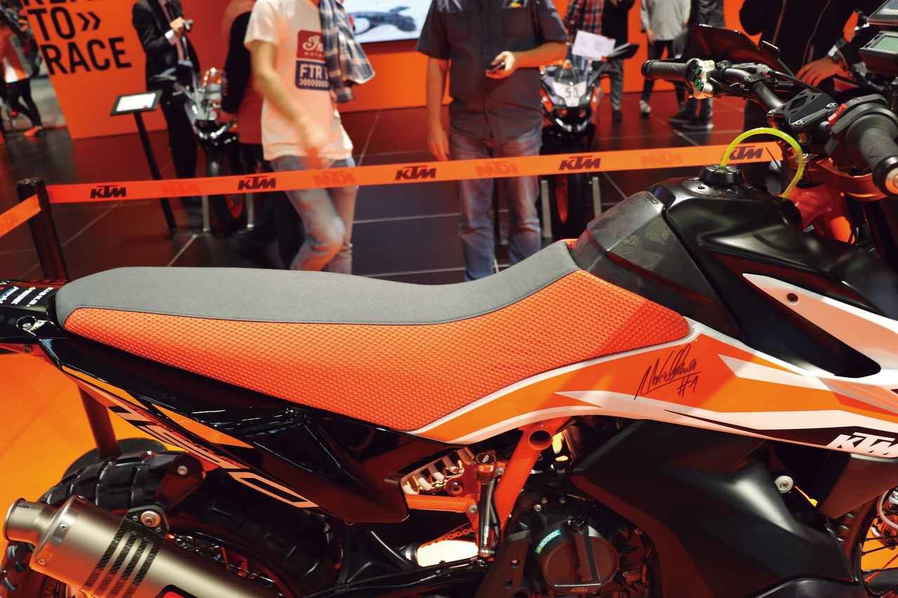 Images : 3番目の画像 - 「低中速を重視した新型アドベンチャー『KTM 790 Adventure R』」のアルバム - LAWRENCE - Motorcycle x Cars + α = Your Life.