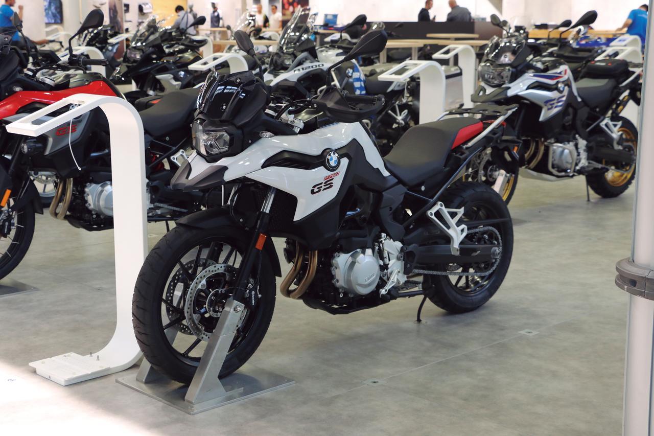 Images : 1番目の画像 - 「オールラウンドなミドルGS、新世代モデルに進化! 『BMW F750GS』」のアルバム - webオートバイ