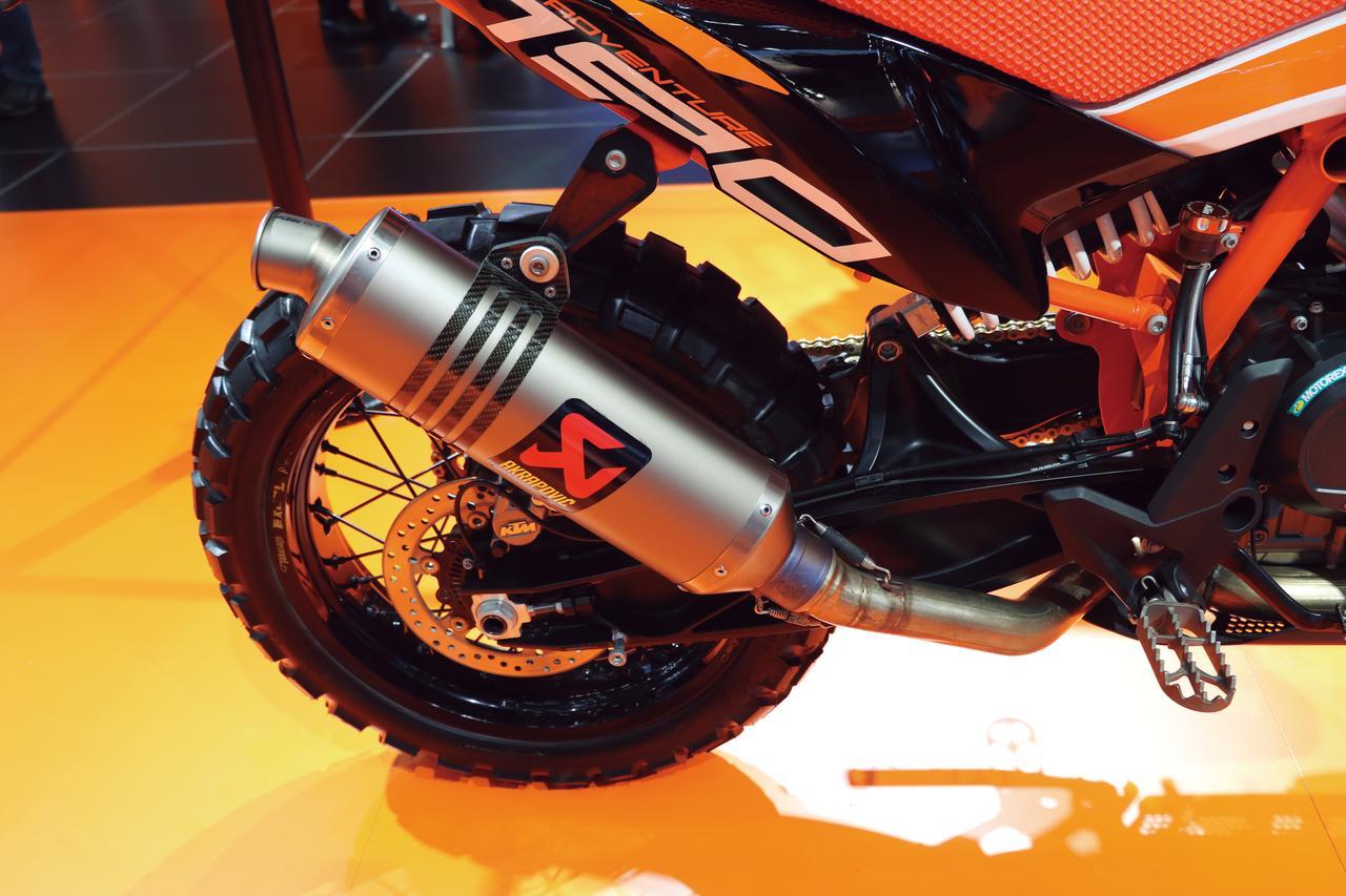 Images : 2番目の画像 - 「低中速を重視した新型アドベンチャー『KTM 790 Adventure R』」のアルバム - LAWRENCE - Motorcycle x Cars + α = Your Life.